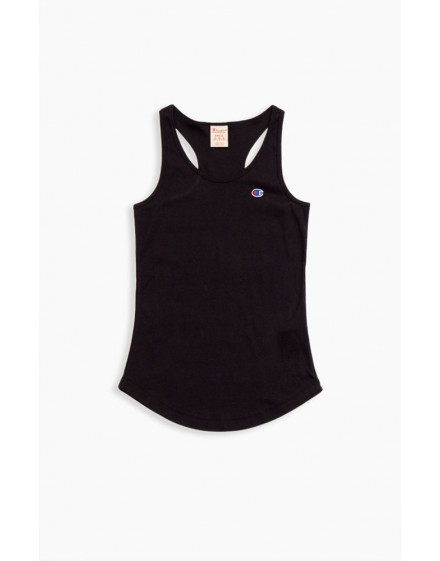 RACER BACK RIBBED TANK TOP