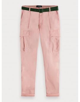 Garment-Dyed Cargo Pants