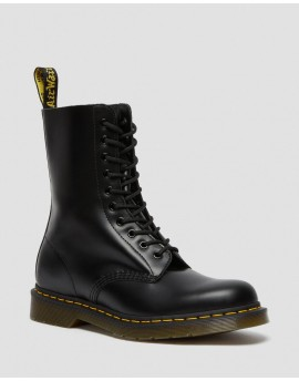 Dr. Martens 1490 SMOOTH LEATHER HIGH BOOTS