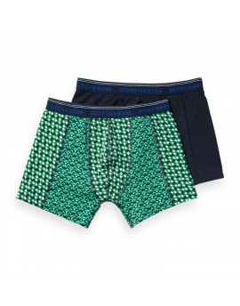 TWO PACK BOXERS/COMBO B
